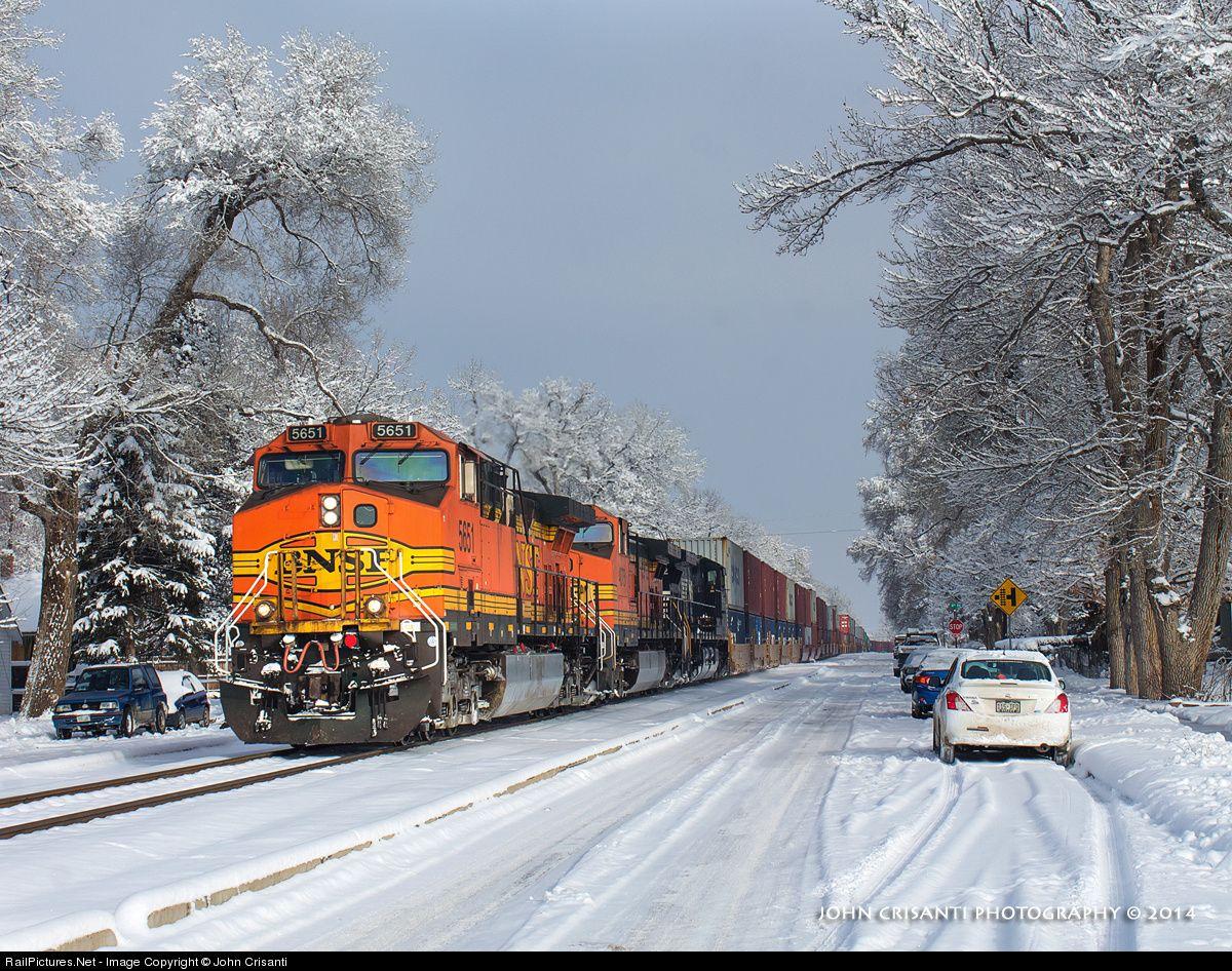 Alabama Car Tags >> RailPictures.Net Photo: BNSF 5651 BNSF Railway GE AC4400CW ...