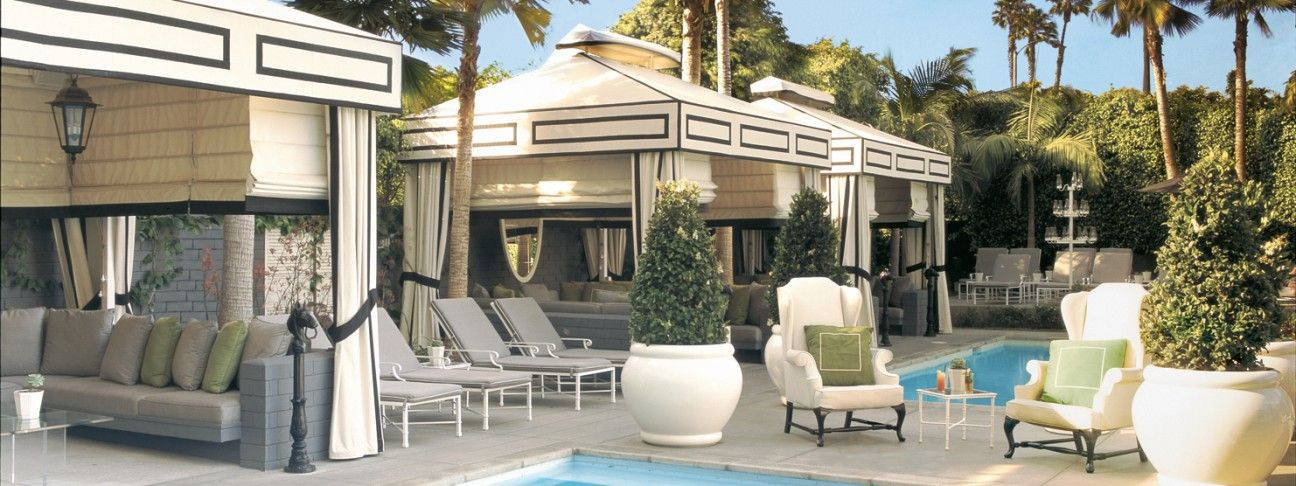 The Viceroy Santa Monica This Beach Side Boutique Hotel Is Truly One Of La S Best Kept Secrets Make Sure And Reserve Their Incredible Private Pool