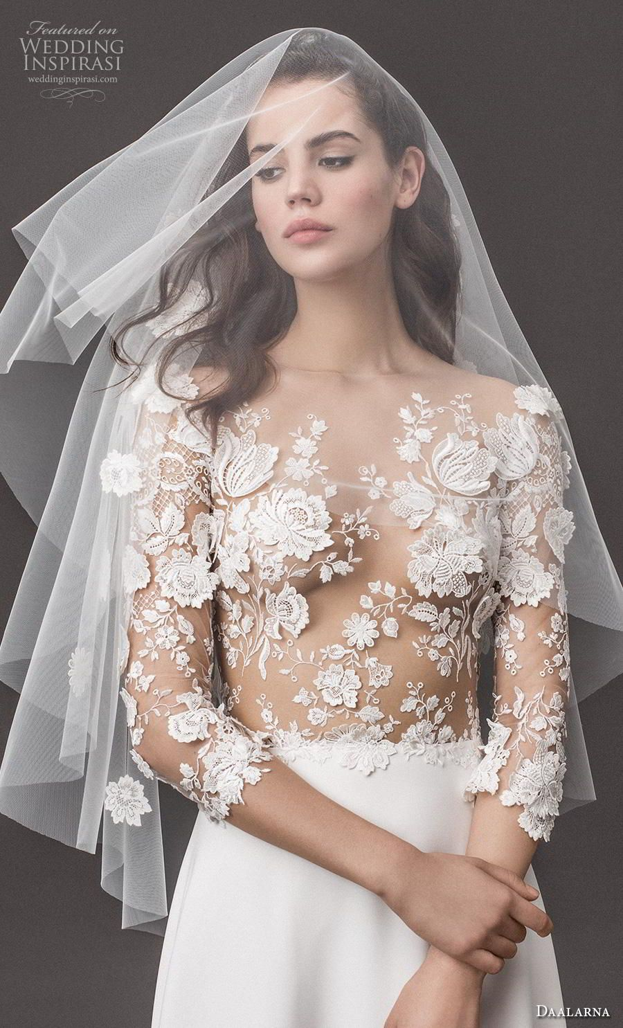 "Daalarna 2020 Wedding Dresses — ""Rebelle"" Bridal"
