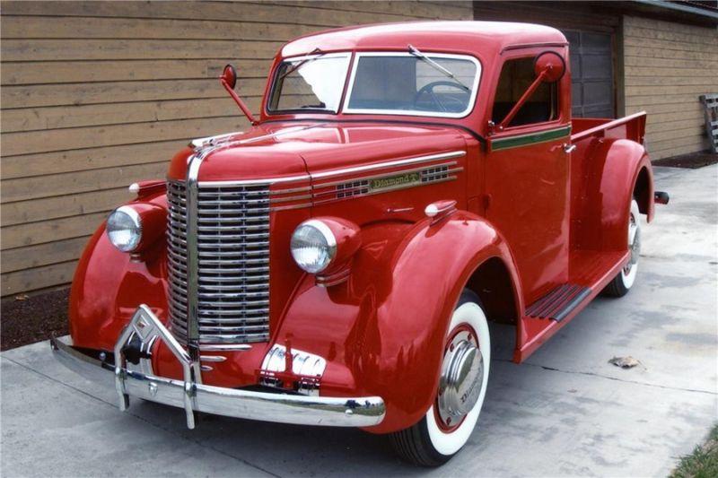1953 Diamond T Model