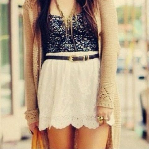 Fashion and cute style!  Perfect drees
