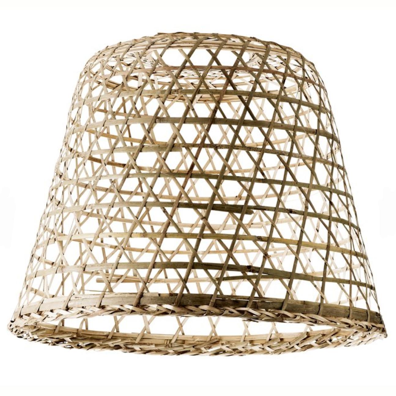Large Decorative Rattan Lampshade Rattan Lamp Bamboo Lamp