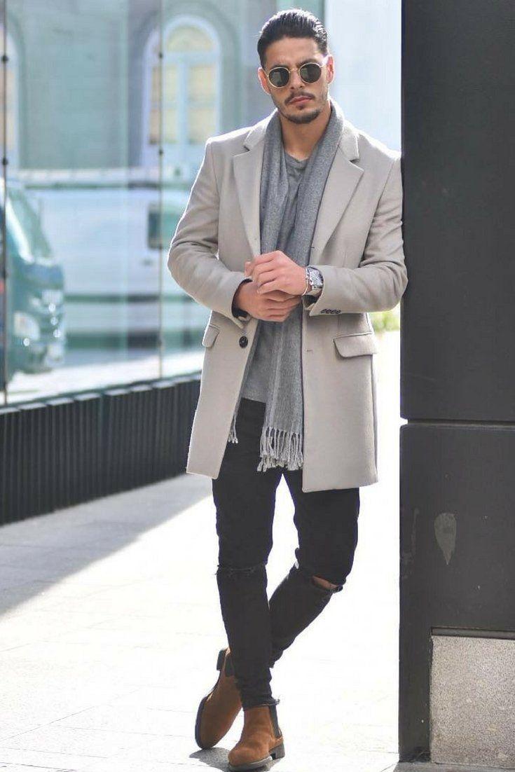 Coat Men Style