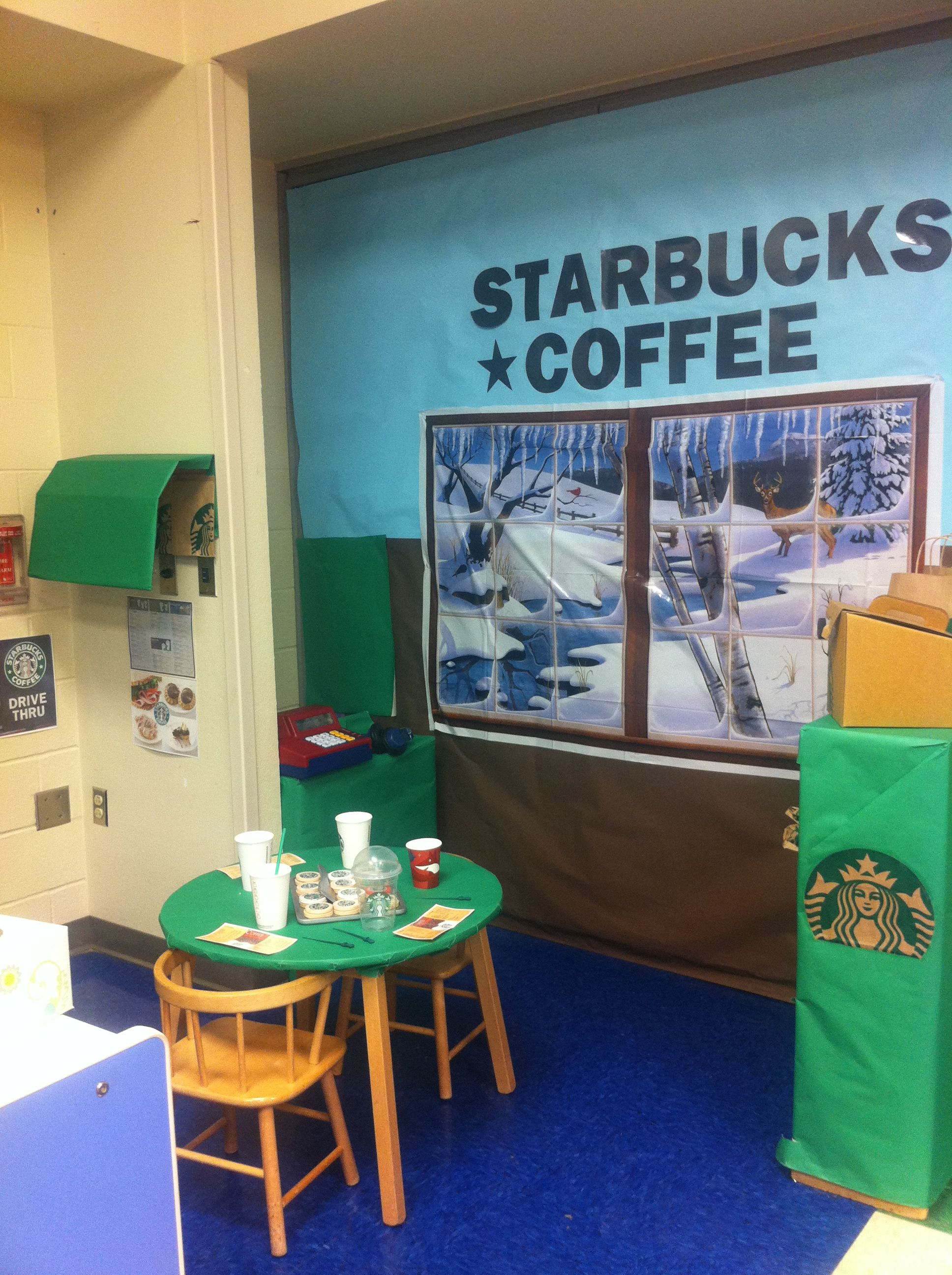 Starbucks Reading Center