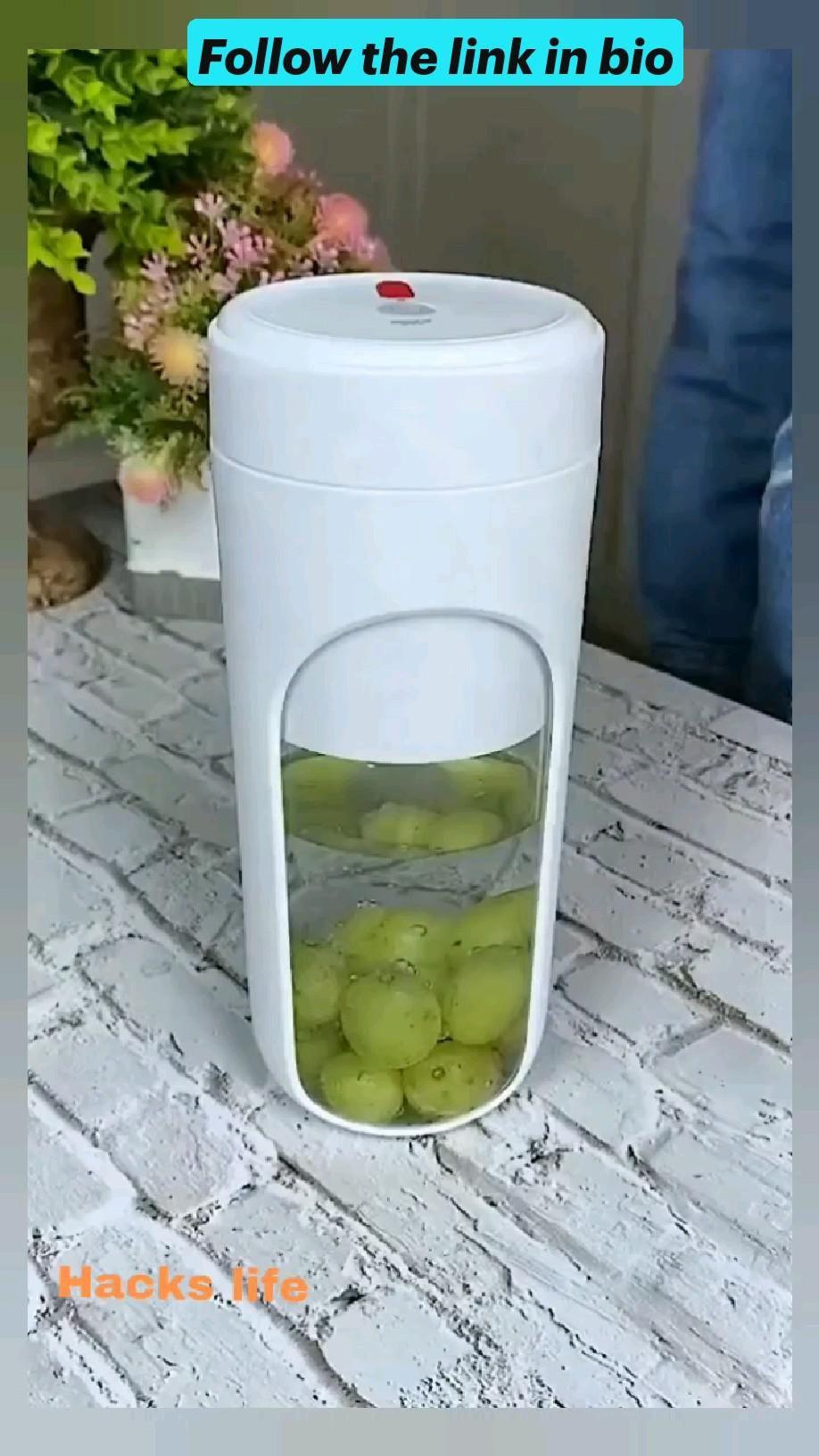 Juice blender  New gadgets Smart gadgets Kitchen accessories  kitchen items