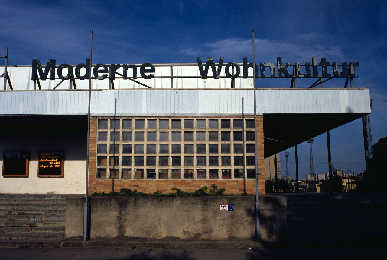 Moderne Wohnkultur - Modern Living Culture, Schwerin, DDR, Foto ...