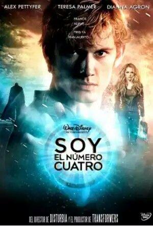 Soy El Numero Cuatro Soy El Numero Cuatro Peliculas Cine Carteleras De Cine