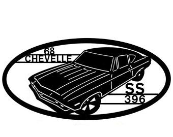 1957 Chevy   Wall Art   Metal Art   Home Decor   Car Art   Makes A GREAT  Gift