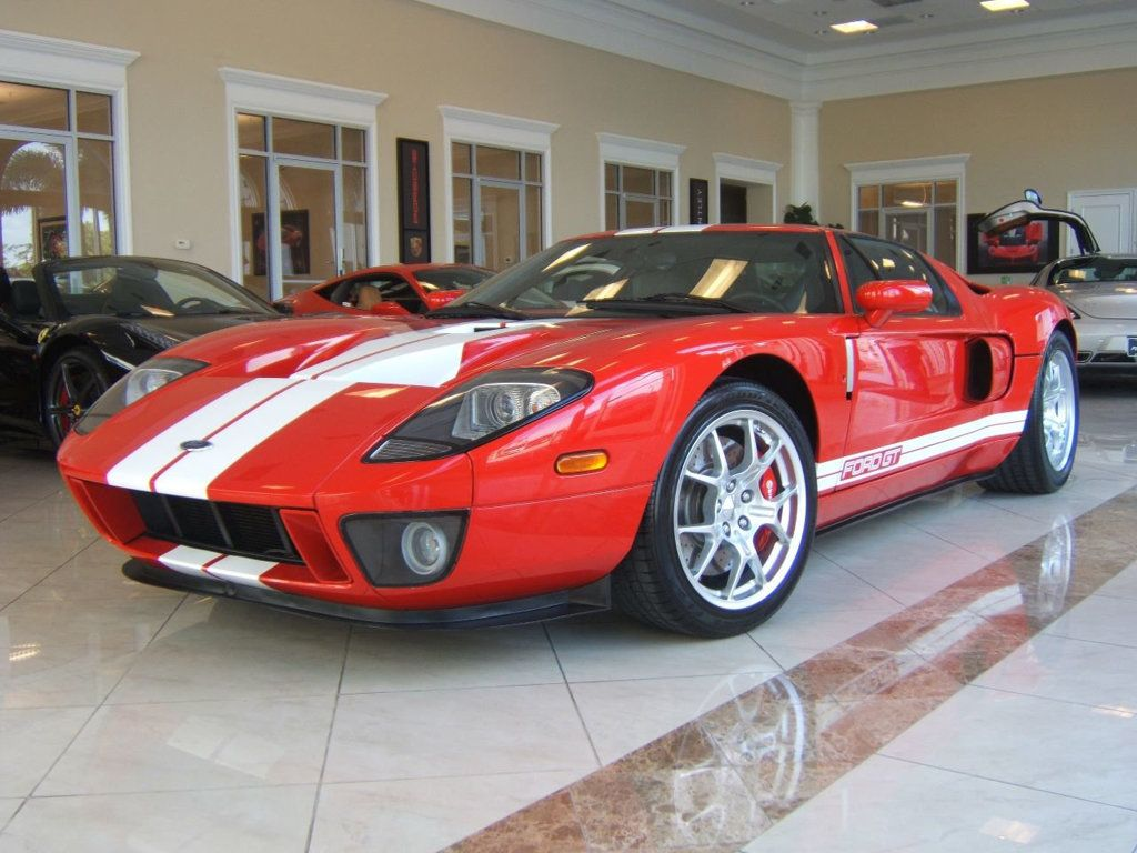 2005 ford gt 2dr coupe coupe for sale in miami fl 279 800 on motorcar