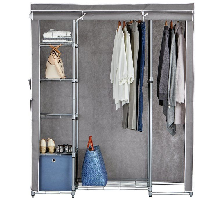 the best attitude 9f271 8ea29 Home Triple Heavy Duty Covered Rail - Grey and White | I ...