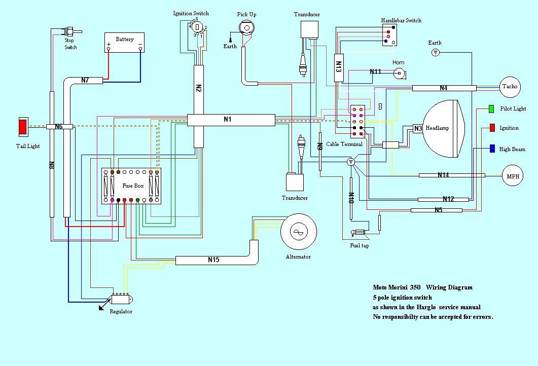 350 5 Pole Jpg 1061 722 Electric Scooter Floor Plans Mechanical Engineering