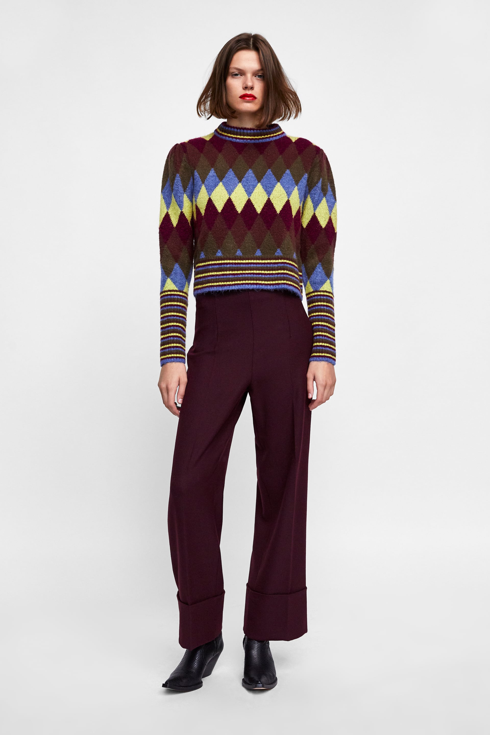 ddbcc2b7ea56 We re Buying All Of Our Sweaters At Zara This Fall+ refinery29