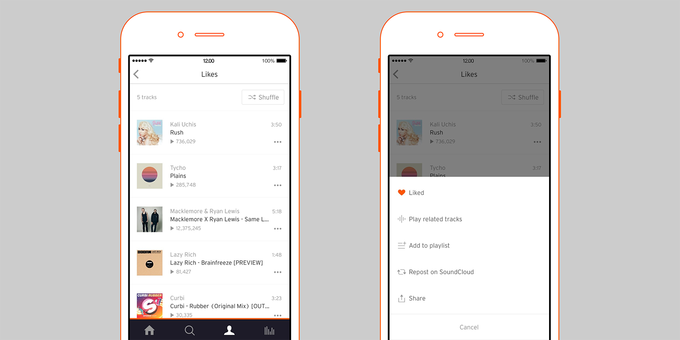 Spotify Has Backed Out Of Talks To Acquire Soundcloud Techcrunch Soundcloud Mobile News Spotify