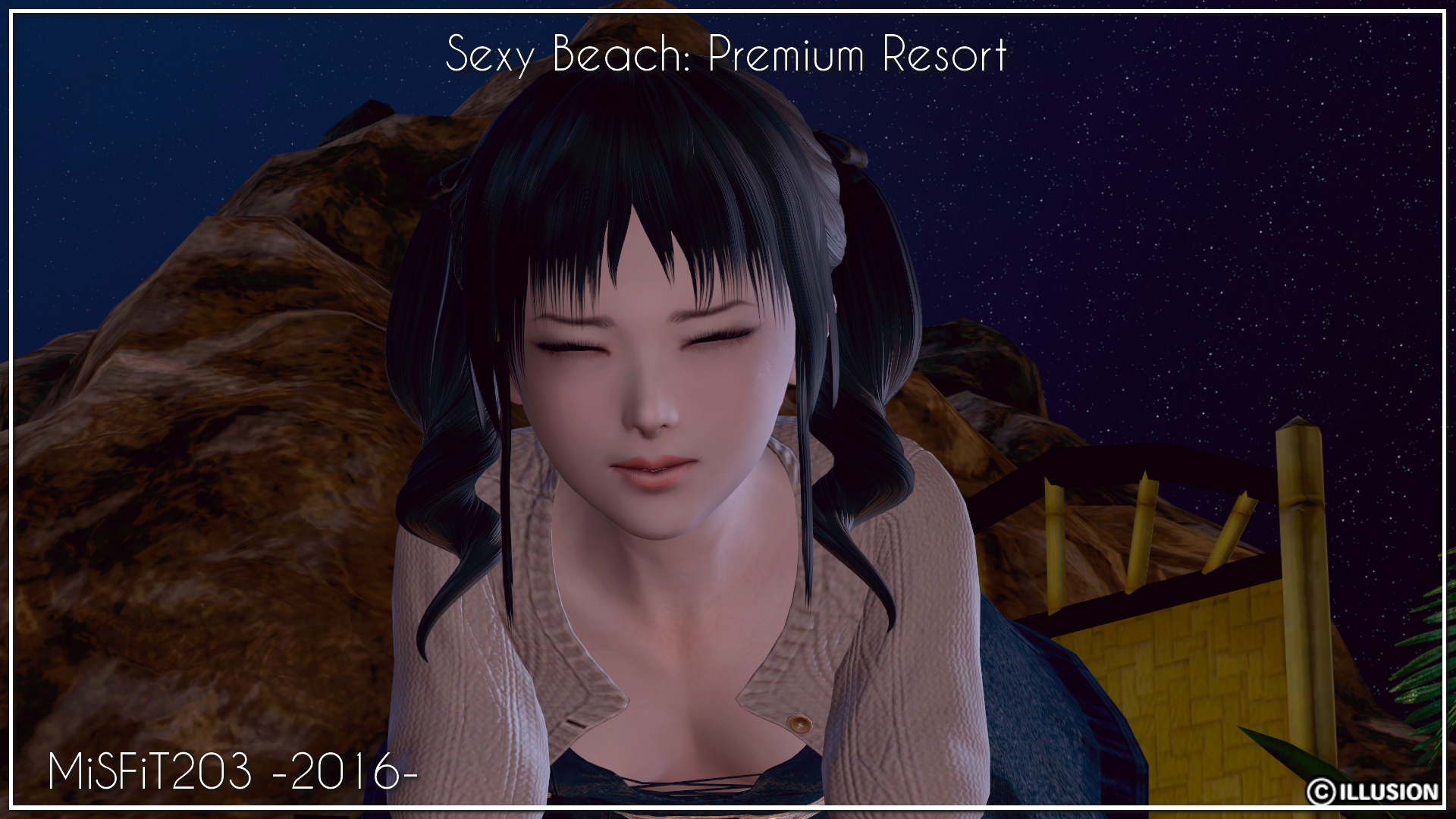 Sexy beach premium resort mods