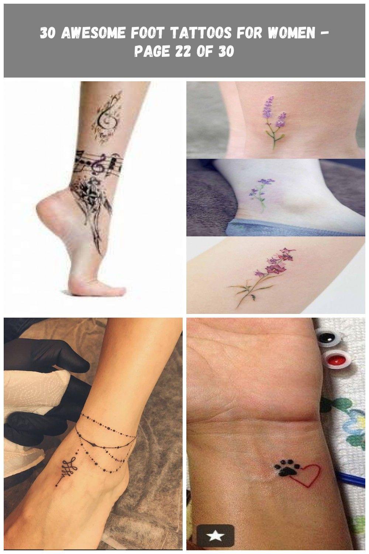 Music tattoo ideas ankle 21+ Ideas # #ankle #Ideas