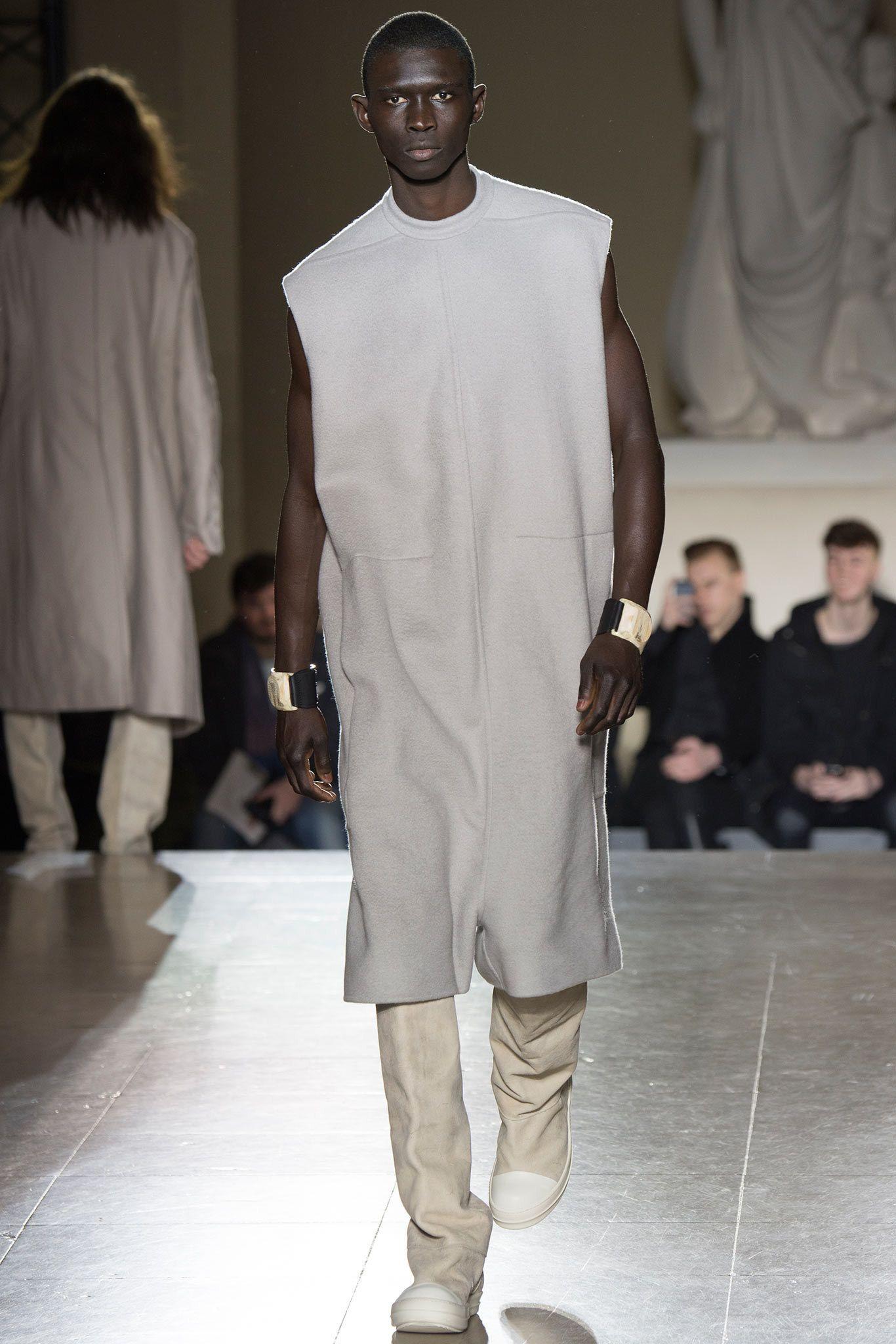 Rick Owens Fall 2014 Menswear Collection Photos - Vogue