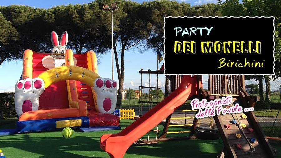 Bambini Birichini ~ Offerte pasqua con bambini e party dei monelli birichini