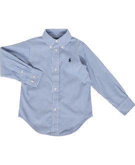 Langærmet custom fit skjorte - T-shirts kortærmede - Magasin Onlineshop - Køb dine varer og gaver online