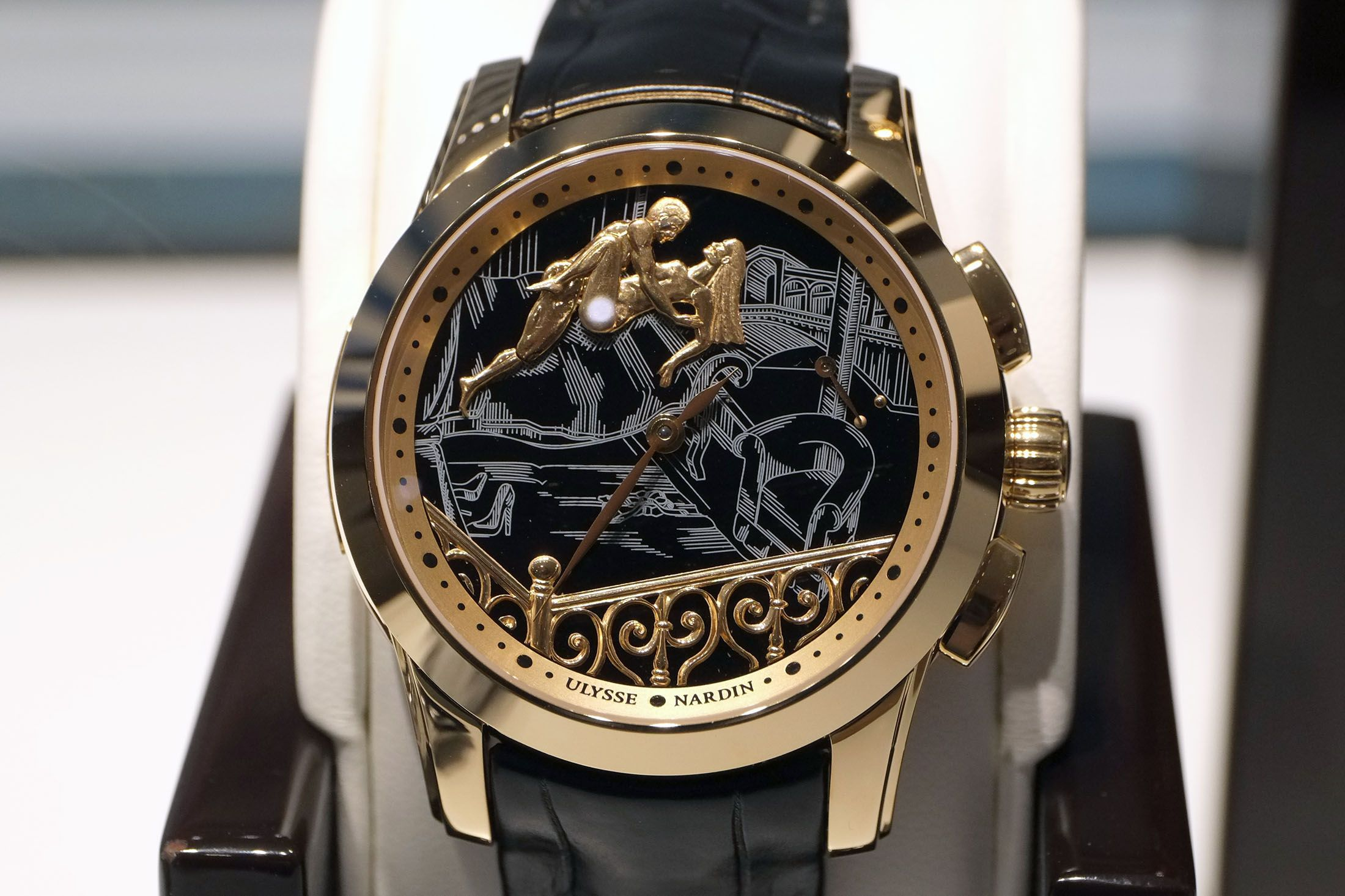 The Nine Ugliest Watches Of Baselworld 2015  Watches -3399