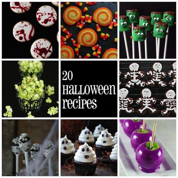 20 Halloween Recipes
