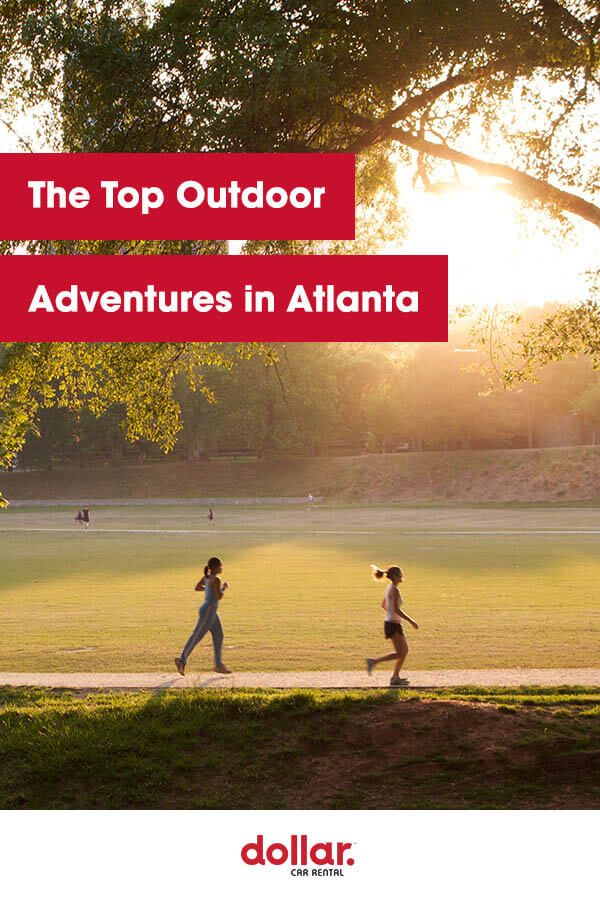 Atlanta is a city steeped with history and Southern charm