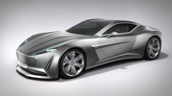 Marvelous Aston Martin VIE GH Anniversary 100 Concept   Car Body Design
