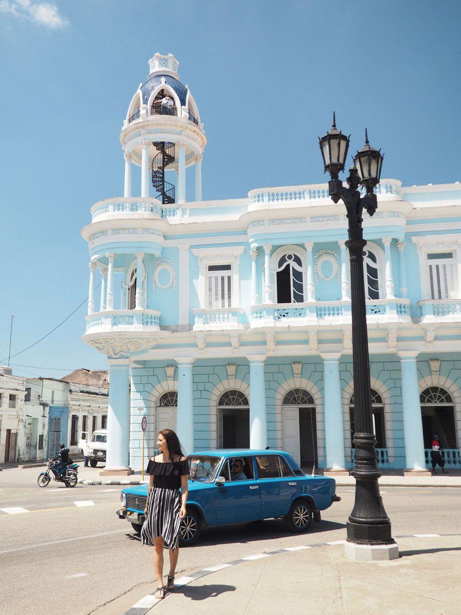 Cienfuegos in Kuba - eine der schönsten Städte in Kuba - smilesfromabroad