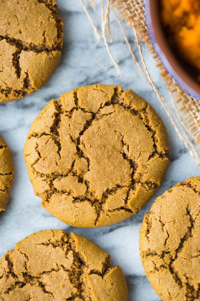 Paleo Pumpkin Cookies With Molasses Recipe Paleo Pumpkin