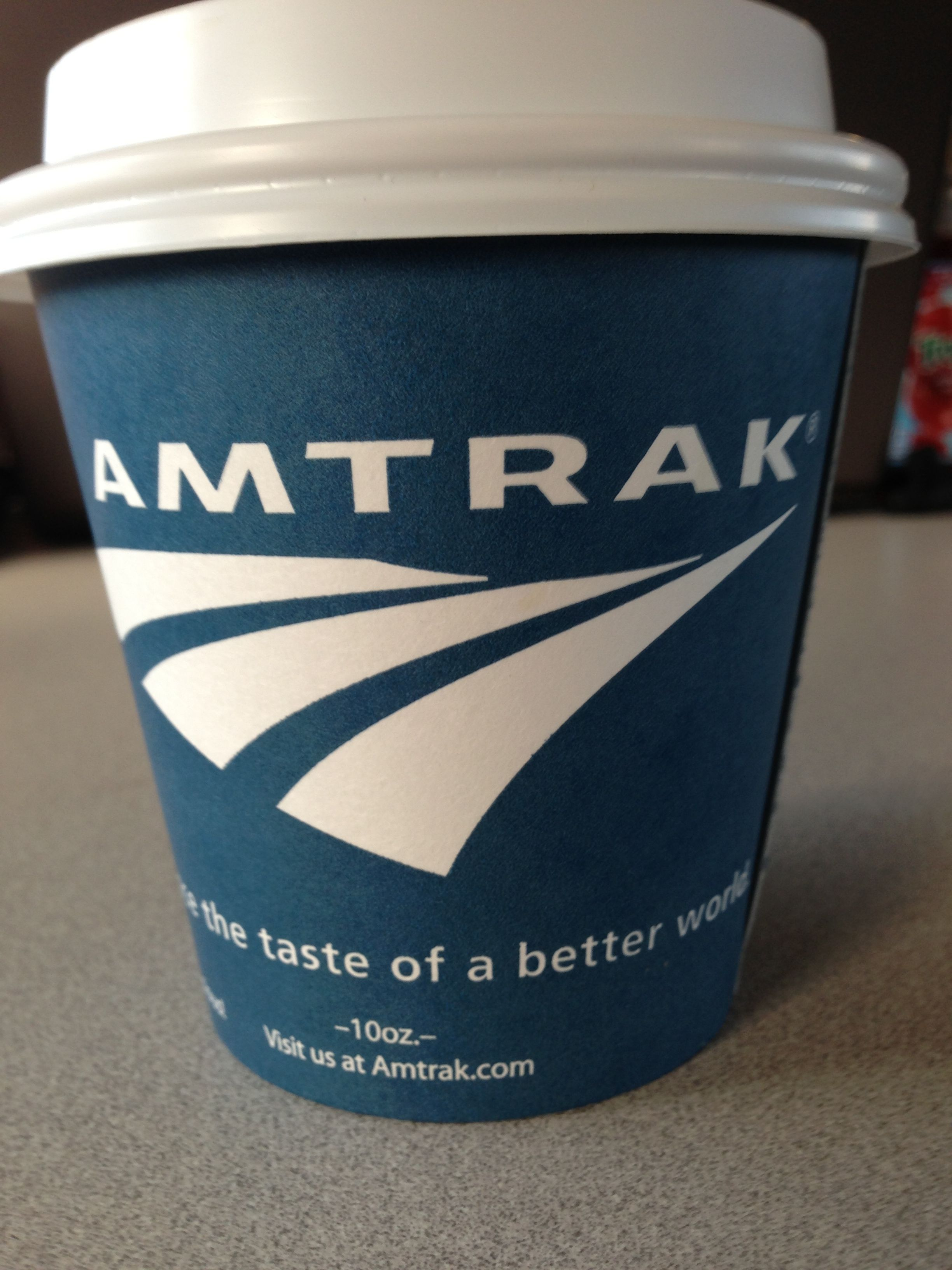 Sip coffee, chat with friends or listen to music when you ride Amtrak to Charlotte, NC!