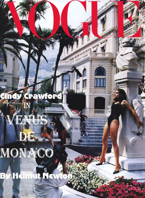 Venus de Monaco Vogue 1993 feat Cindy