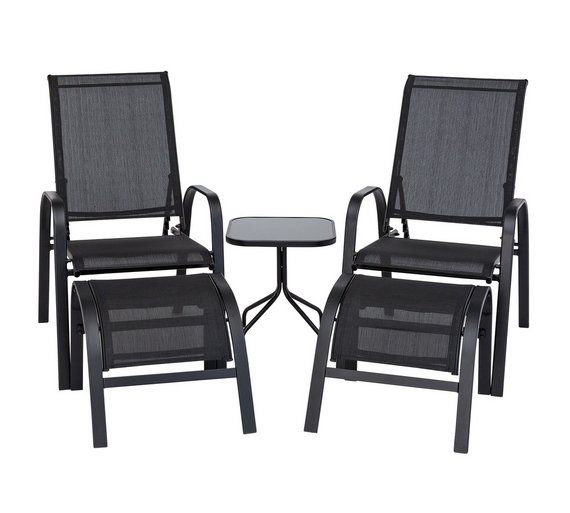 Argos Garden Table And Chairs Sale: Buy Argos Home Sicily 2 Seater Metal Bistro Set With