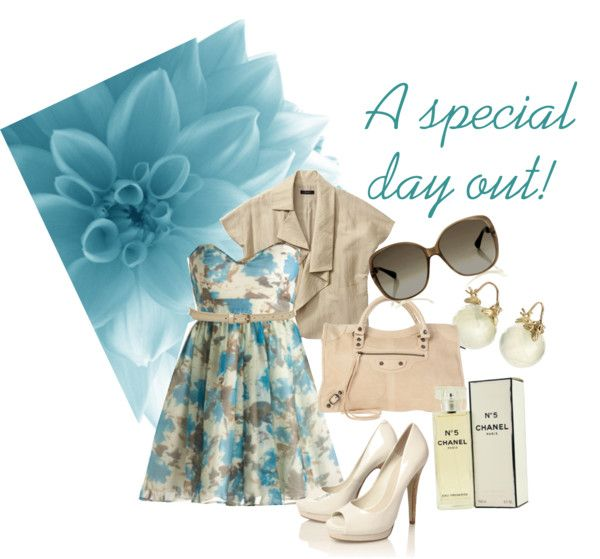"""""""A special day out!"""" by ifashion1 on Polyvore"""