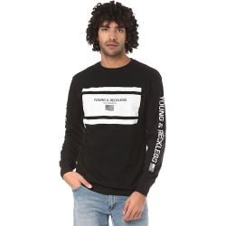 Photo of Young and Reckless Incoporated Long – Camicia a maniche lunghe per uomo – SchwarzPlanet-Sports.de