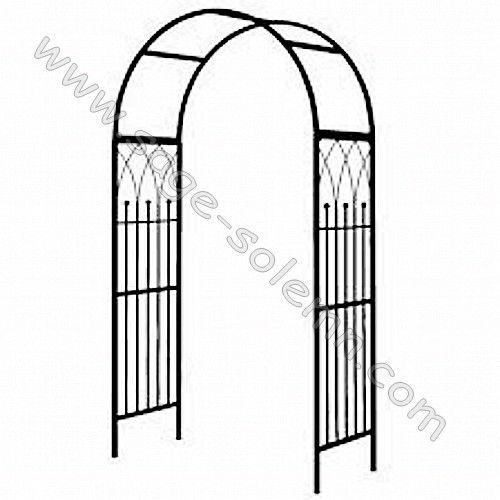 Wrought Iron Garden Arch Wrought Iron Pergola Pavilion Arbours
