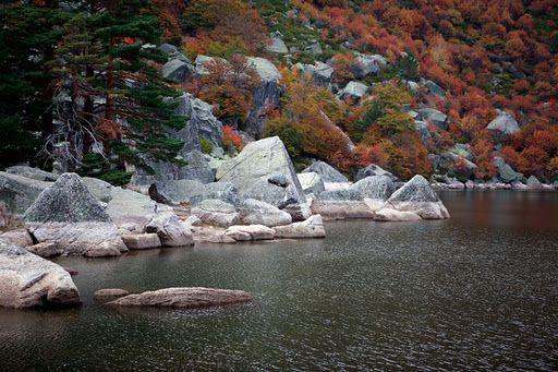La Laguna Negra, en #Soria, una de las visitas imprescindibles en esta provincia.