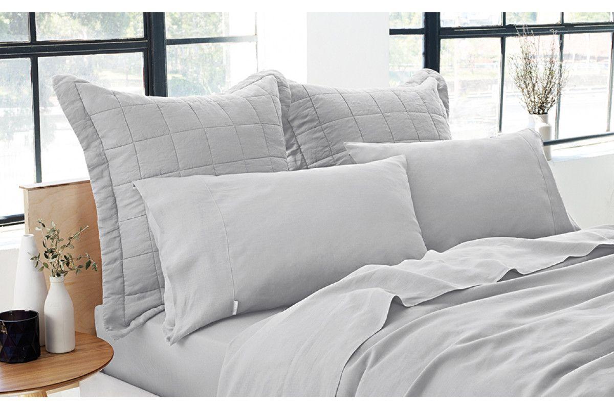 Sheridan Abbotson Linen Flat Sheet Flat sheets, Fitted