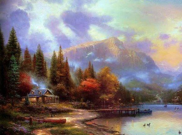 Beautiful Paint beautiful-house-painting | art | pinterest | beautiful fairies