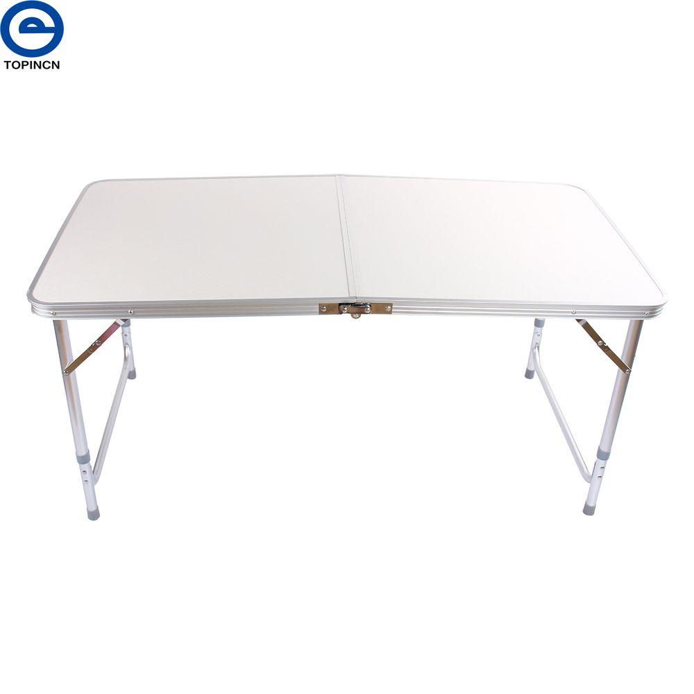 Portable En Aluminium Pliante En Plein Air Table De Camping