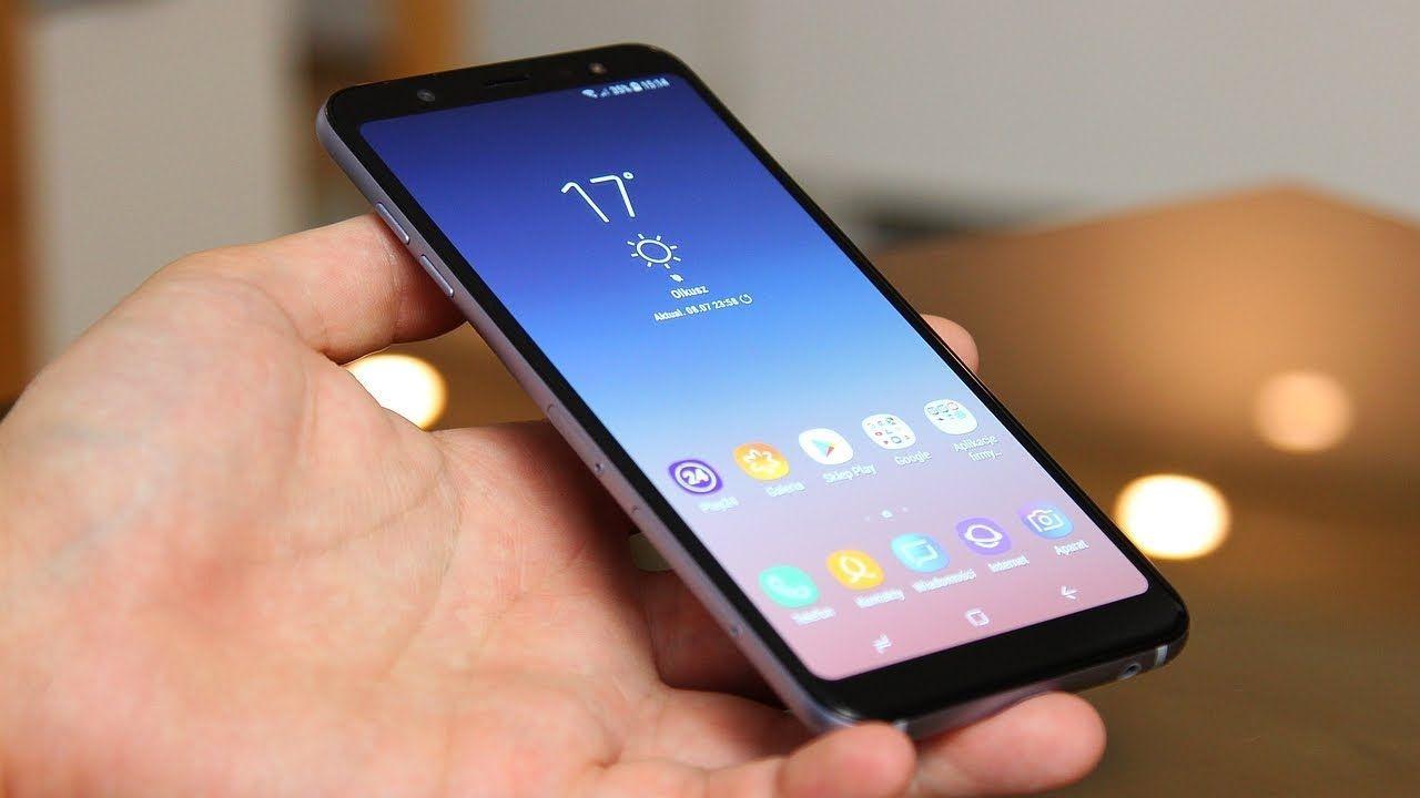 f6f569108d5 Samsung Galaxy A6 (Black