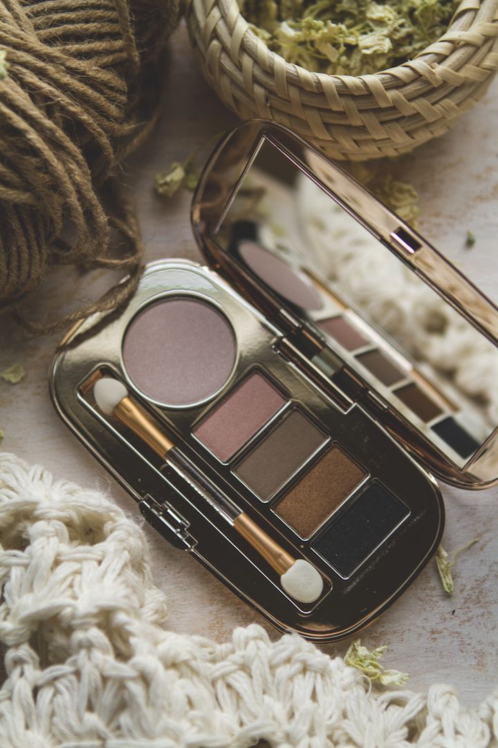 Spring color inspiration Jane Iredale makeup collection