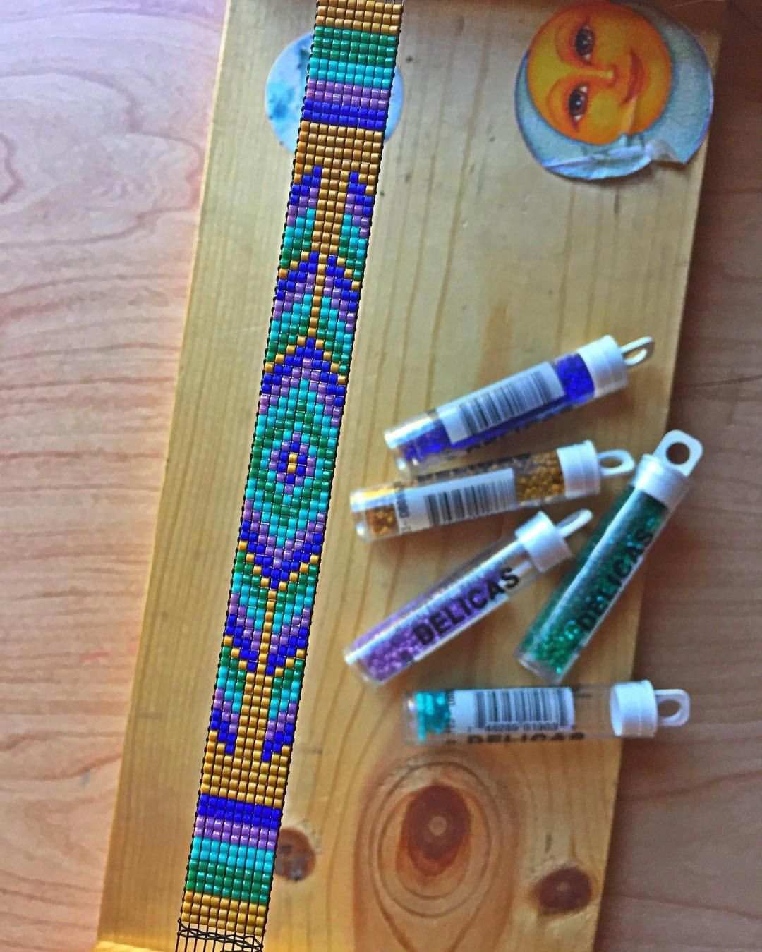 loom beading for beginners LoomBeading (With images
