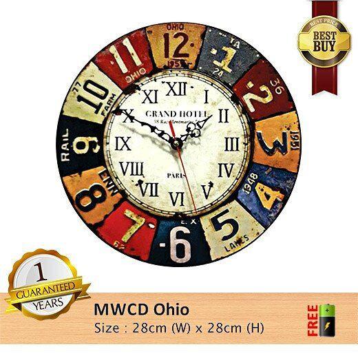 Maneki Hokkhi Store On Instagram Jam Dinding Mwc D Ohio Jam Dinding Dengan Desain Modern Dan Minimalis Cocok Untuk Di Ru Cool Things To Buy Clock Wall Clock