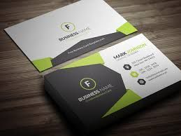 Image Result For Free Visiting Card Design Psd Cool Business