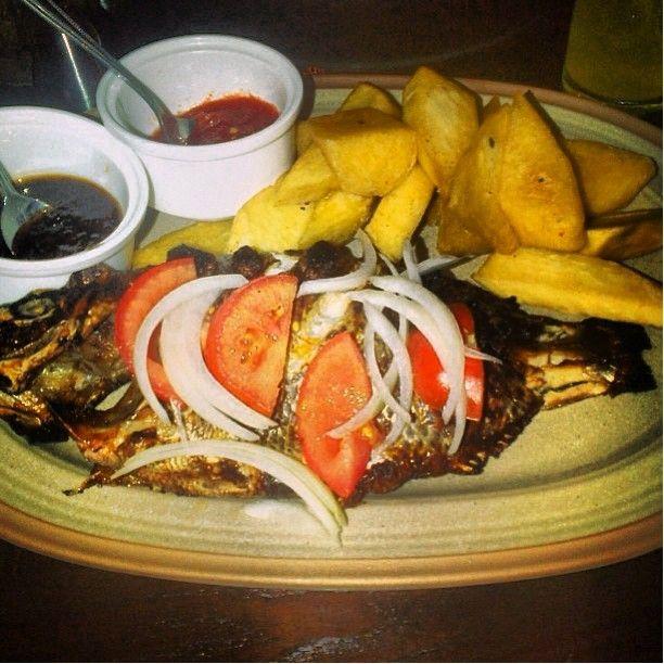 Ghanaian Food/Drinks