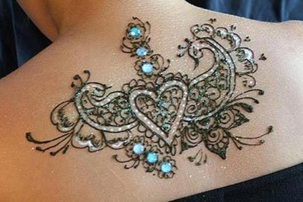 97 Jaw Dropping Henna Tattoo Ideas That You Gotta See: Jaw Dropping Tattoo Ideas For Beautification Of Your Body