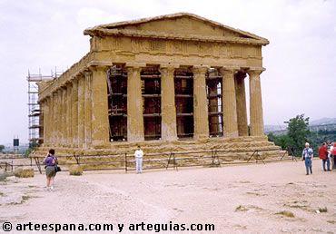 Arquitectura Griega Arquitectura Griega Arquitectura Templo Dorico