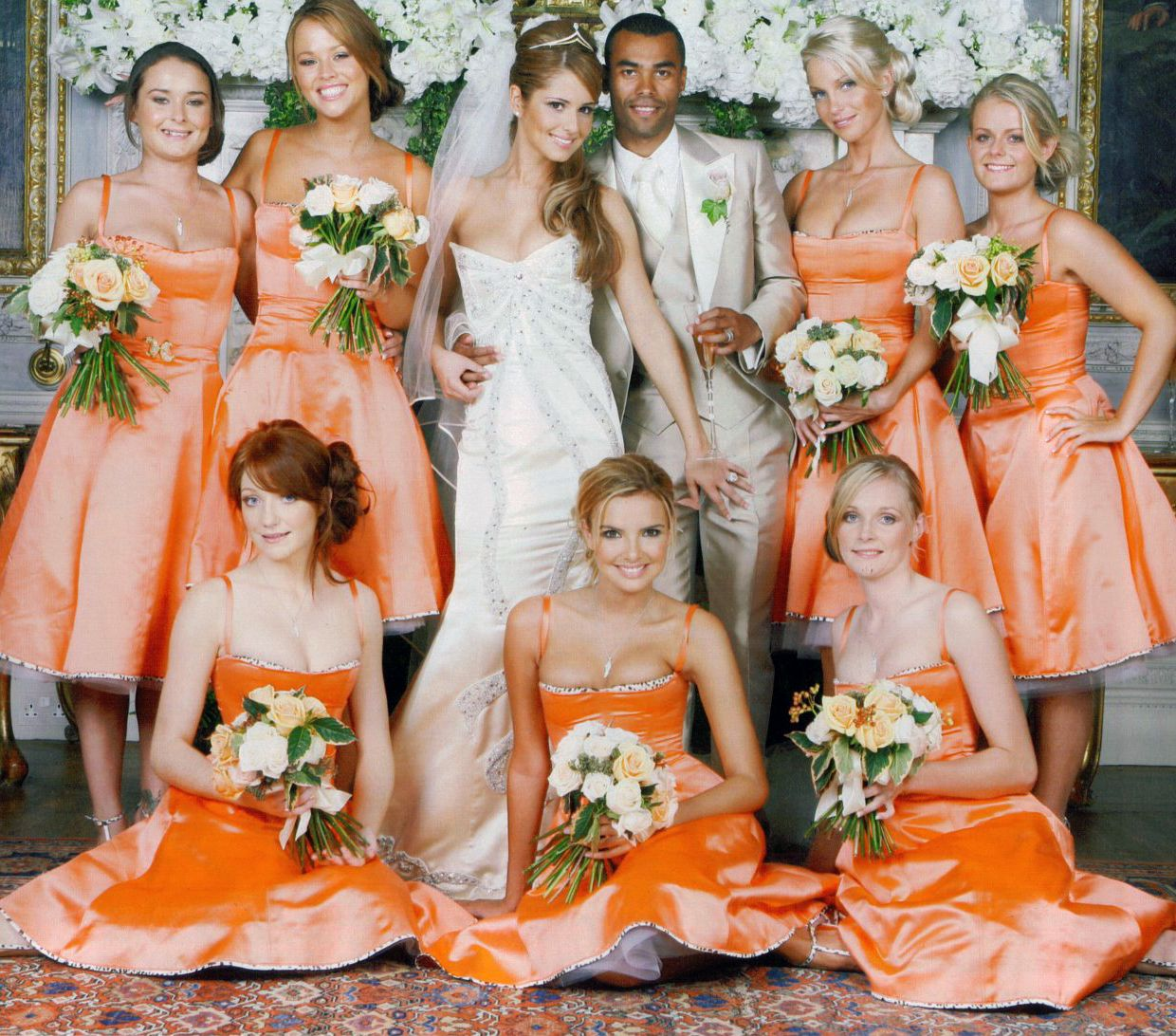 Horrible Wedding Dresses: Celebrity Wedding Dress Superlatives