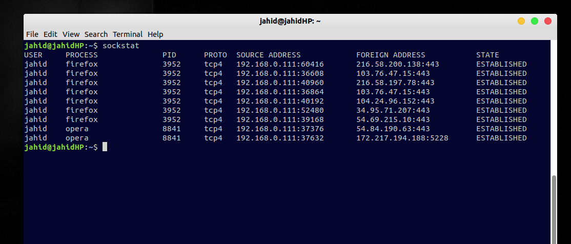 How To Check All The Open Ports In Your Linux System In 2020 Linux Transmission Control Protocol Regular Expression