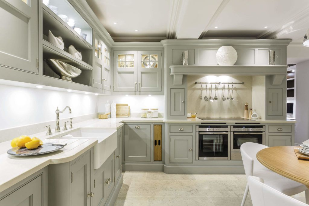 Cream Painted Kitchen