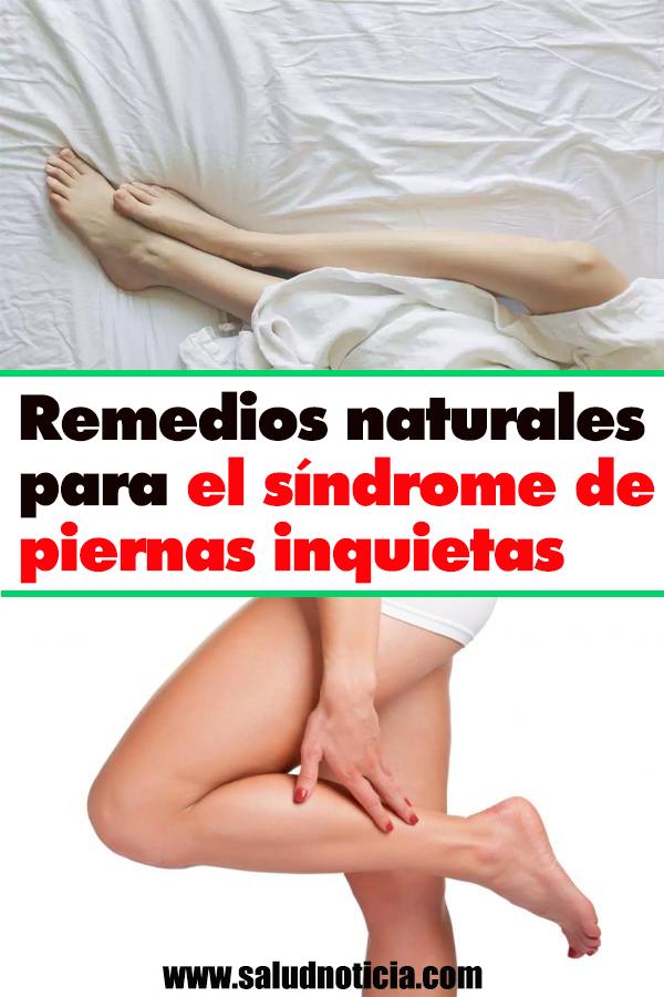 remedio para la sensación de ardor en las piernas